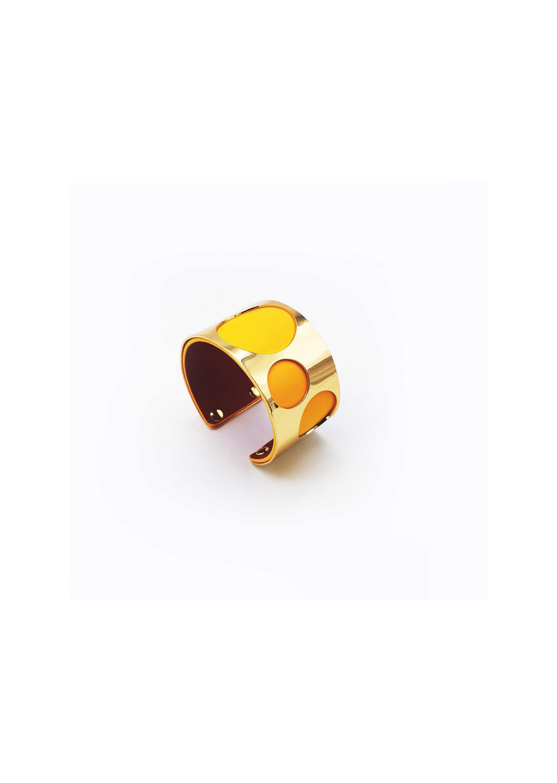 Pulseira Antialergica  Amarela